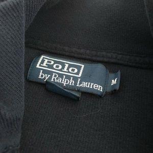 Polo by Ralph Lauren Sweaters - Vintage 90's Polo Ralph Lauren Zip-Up Sweater VTG